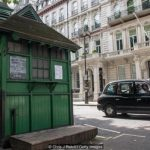The secret green shelters that feed London's cabbies
