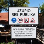 Užupis: A tiny republic of free spirits