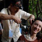 In China, Chengdu's peculiar ear-cleaning custom